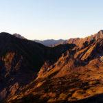 Morgenstimmung im Wettersteingebirge