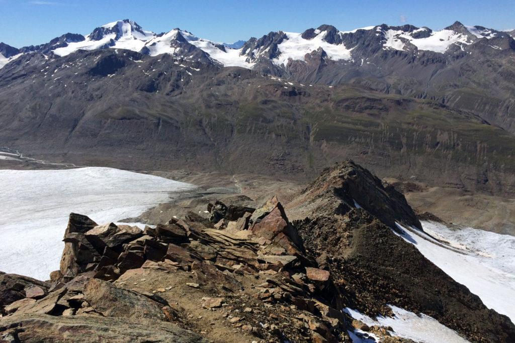 Abstieg vom Saykogel