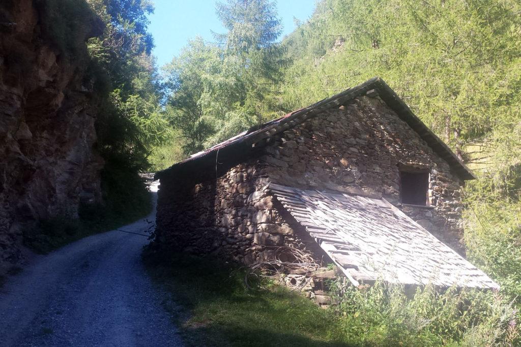 Mühle im Schlandrautal