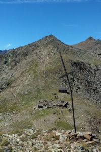 Gipfelkreuz Tascheljöchl