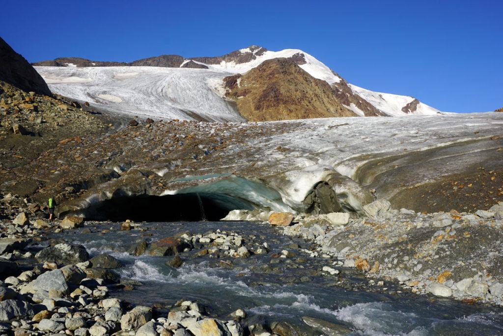 Gletschertor am Fürkeleferner