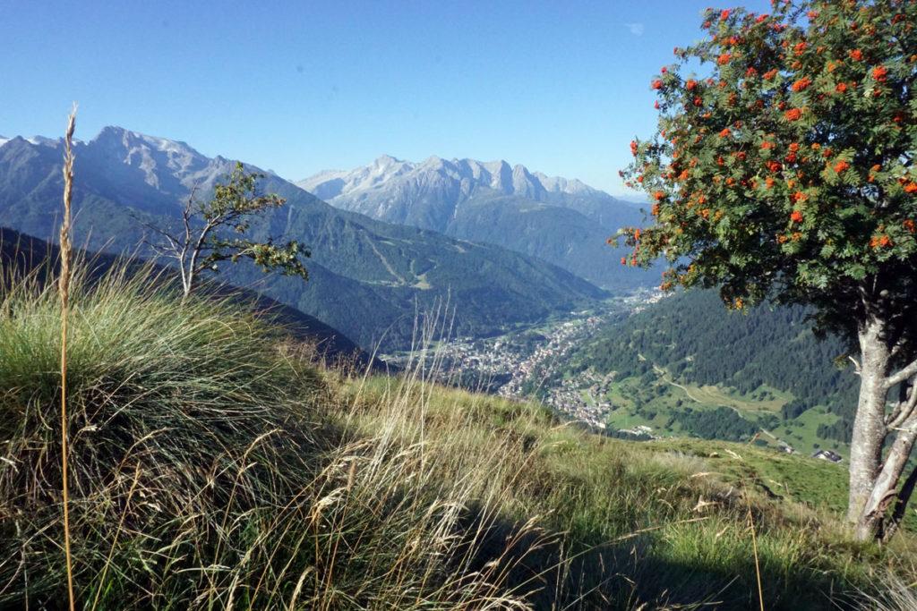 Ponte di LEgno und das Adamello Gebirge