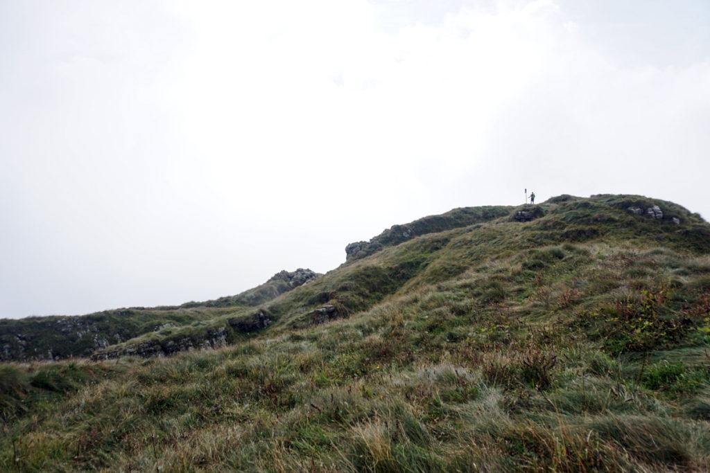 Gipfel des Monte Telegrafo