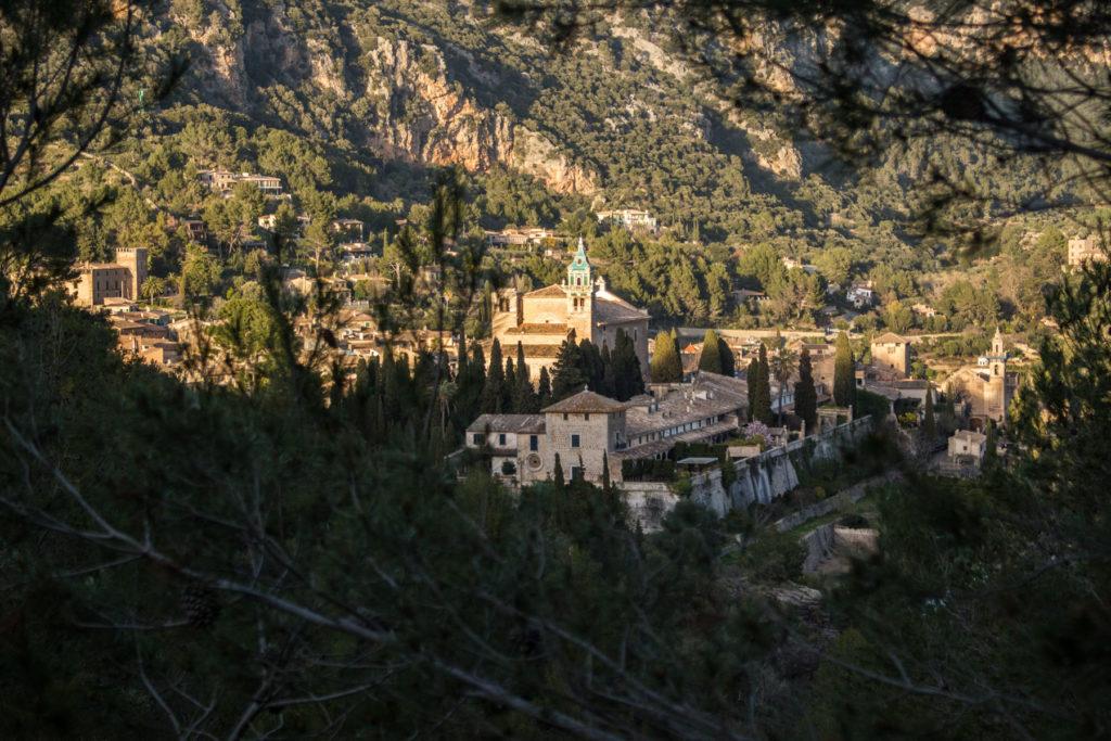 Das Kloster von Valldemossa