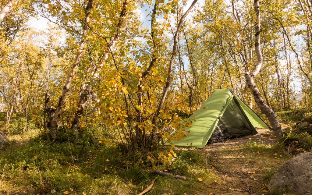 Campsite Abisko Fjällstation