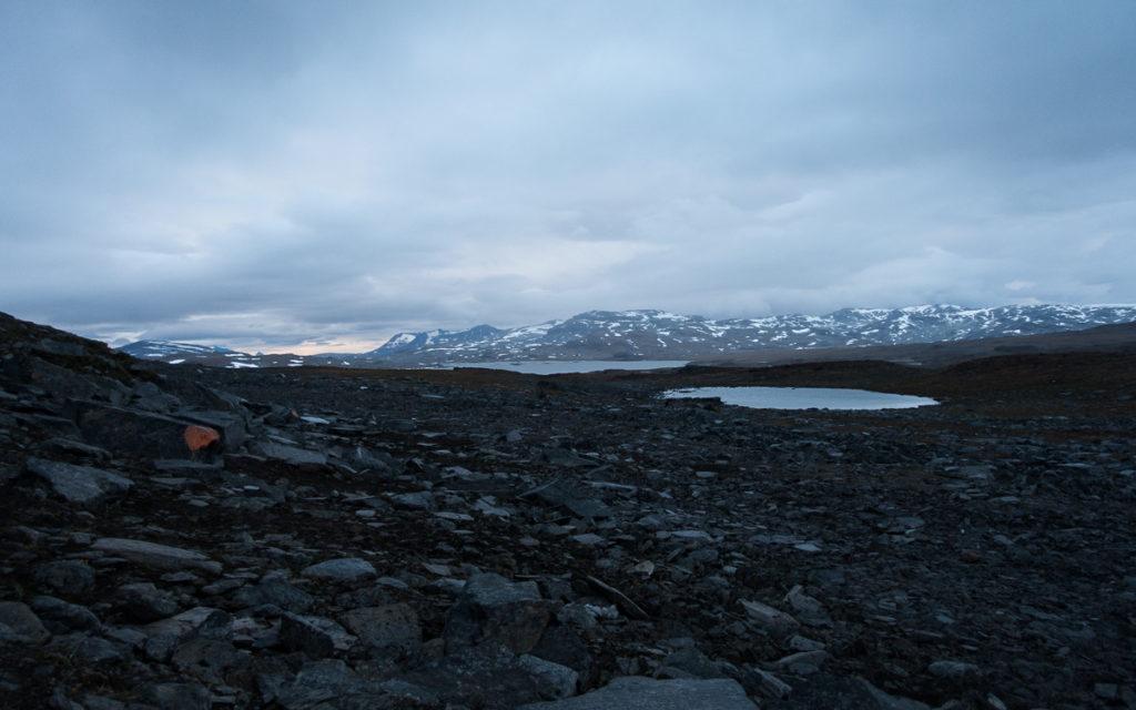 Gautelisvatnet Nordkalottleden