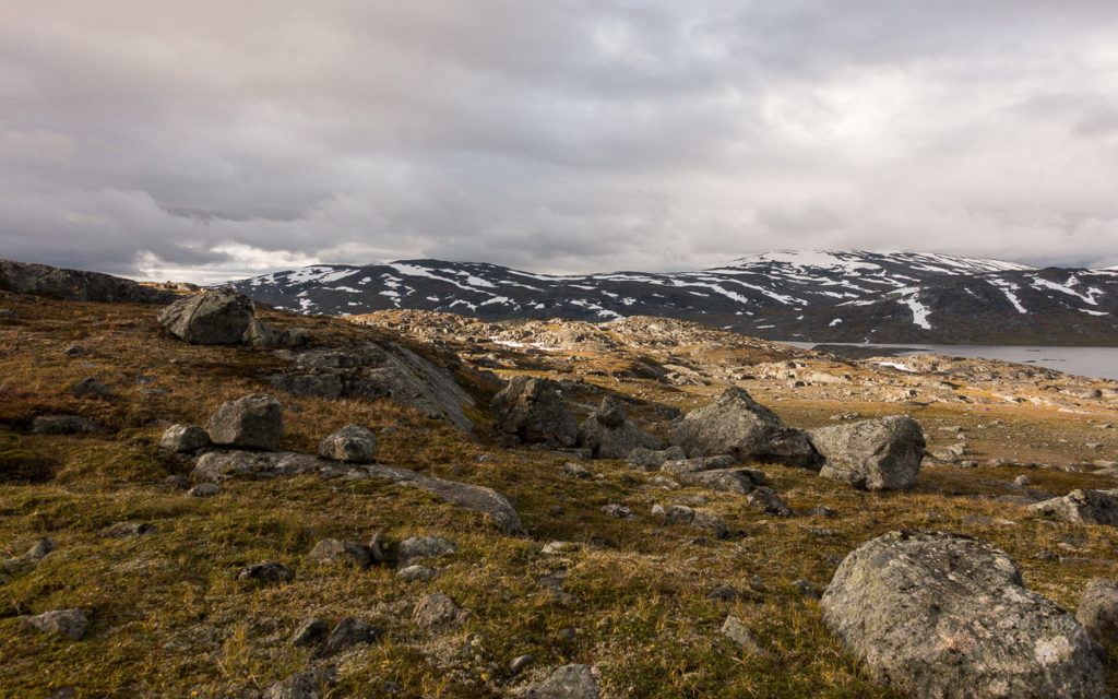 Gauteslisvatnet Nordkalottleden