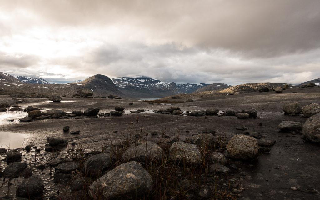 Bierká Nordkalottleden Sitasjaure