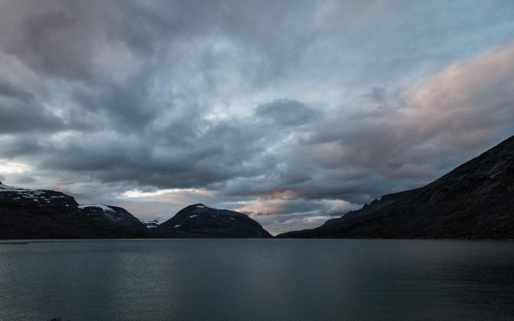 Kjardavatnet Nordkalottleden