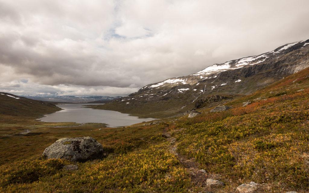 Skuogejávrre Nordkalottleden