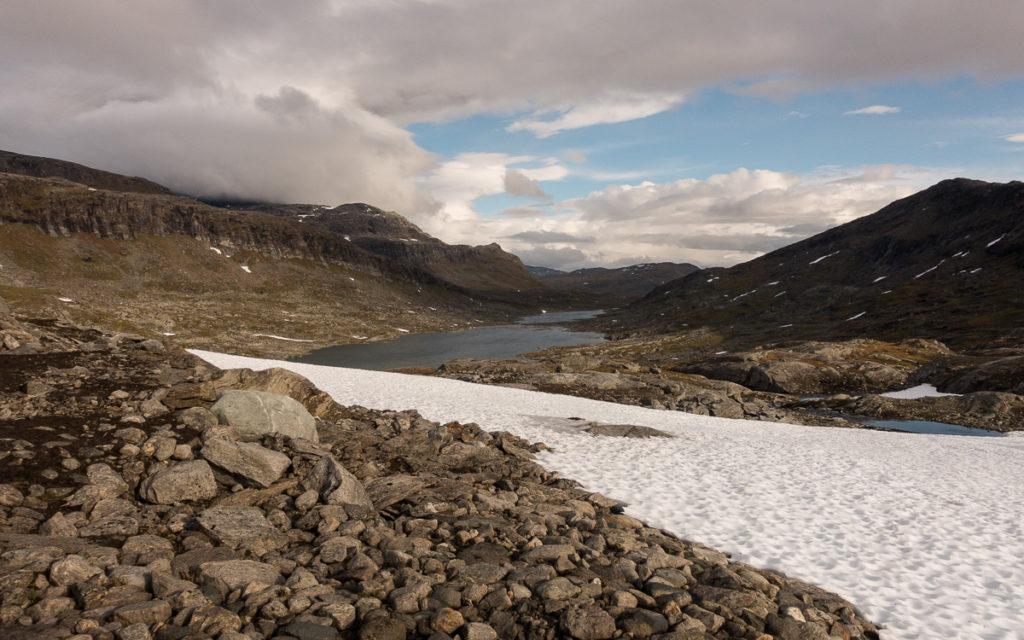 Skuogetjahkka Svártijavrre Nordkalottleden