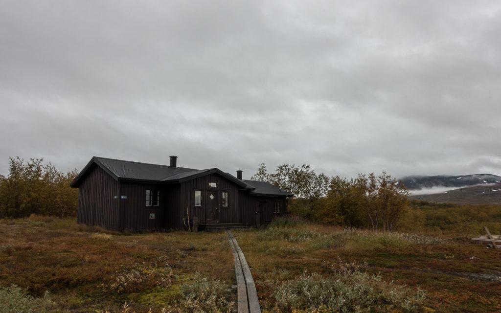 Staloluoktastugorna Nordkalottleden Padjelantaleden
