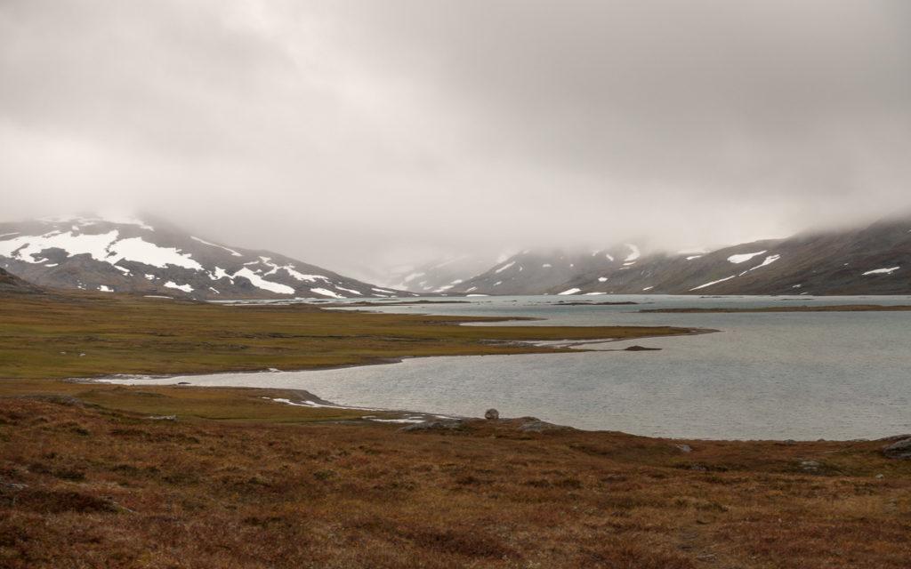 Sarjasjaure Nordkalottleden