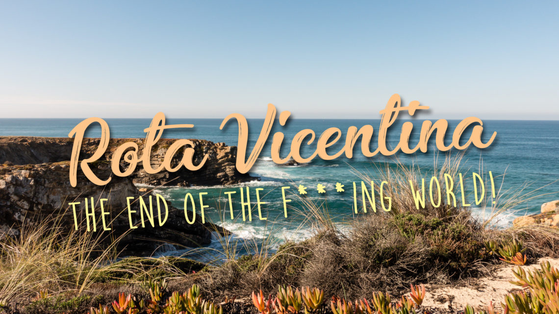 Rota Vicentina Portugal